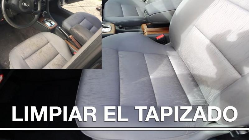 ¡Informamos a nuestros clientes que ya disponemos de Máquina para limpiar los tapizados interiores de los vehículos!
