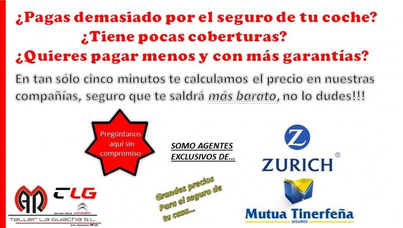 SOMOS AGENTES EXCLUSIVOS Y TALLER DISTINGUIDO DE LAS COMPAÑÍAS