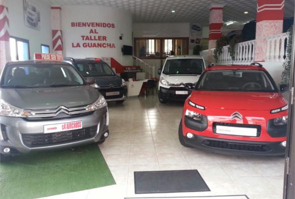 Taller La Guancha, Servicio Oficial Citroën en Tenerife